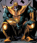 Heroes Of The Multiverse: King Thanos by Shockwave199
