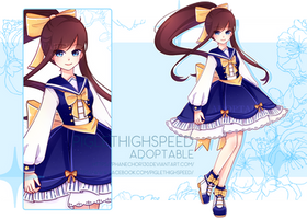ADOPTABLE Auction - Sailor Lolita [ CLOSED ] by phanechor130
