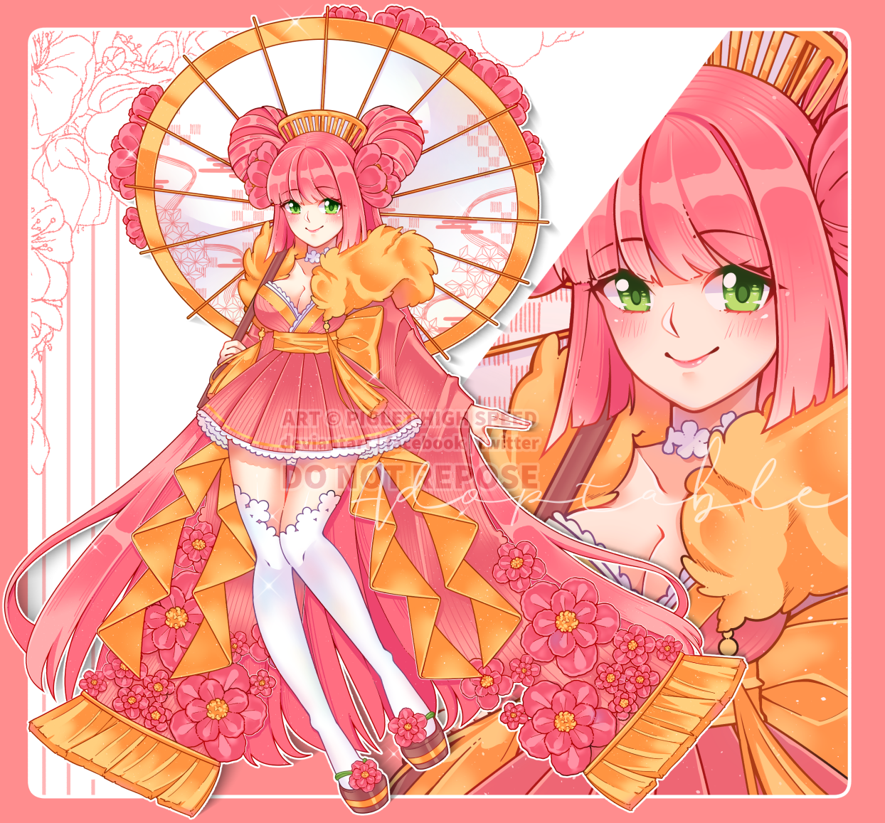 AUCTION Adoptable #41 [ CLOSED ]