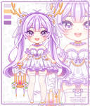 [ CLOSED ] AUCTION Adoptable #61