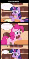 Pinkie's Advice