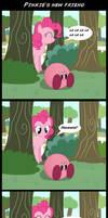 Pinkie's New Friend
