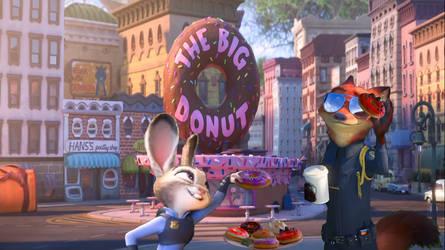 Have A Donut Partner by goodnesslove