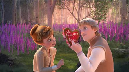 Valentine's Natural Love Letter by goodnesslove