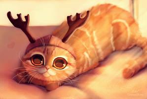 Ginger warmth by DamaskRose0503
