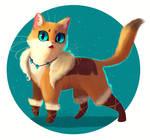 Castle Cats: Hosico