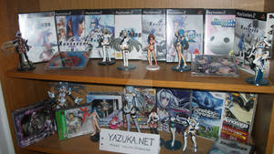 My Xenosaga collection 2012