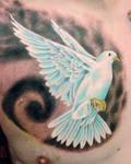Dove and Eagle