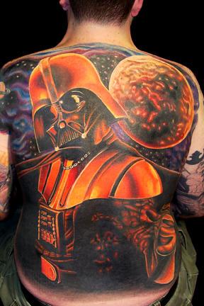 Darth Vader by brandonbond