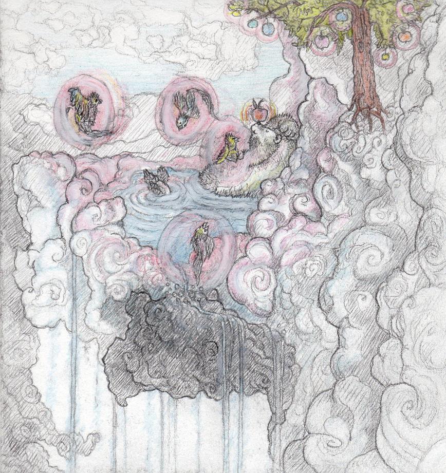 Cloud Bear by bergkristallen