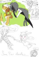 AT Doodles by NightmareMiku