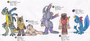 Digimon Re Nexus Part 1