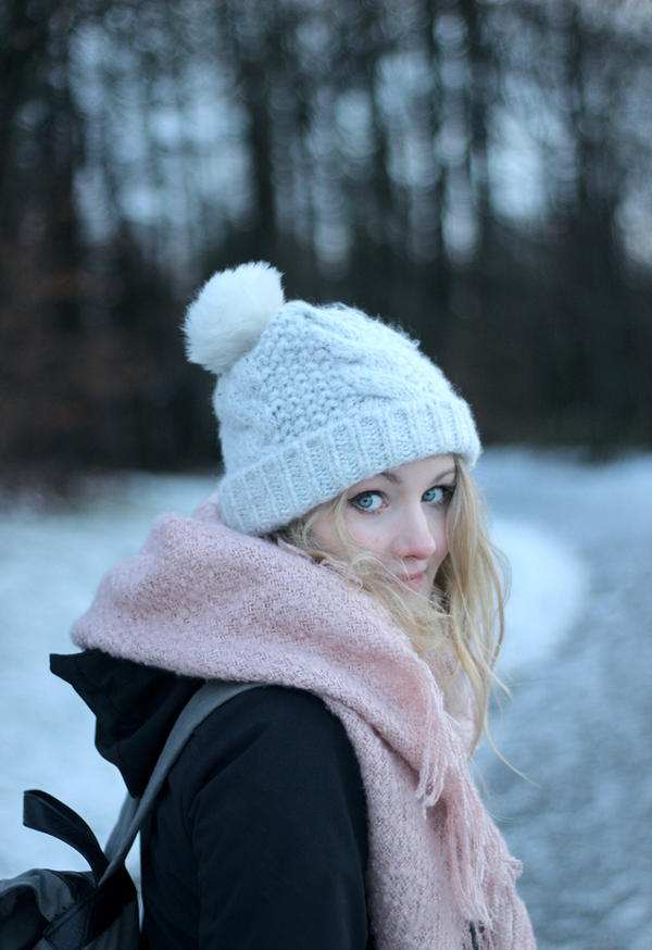 first snow by Z740