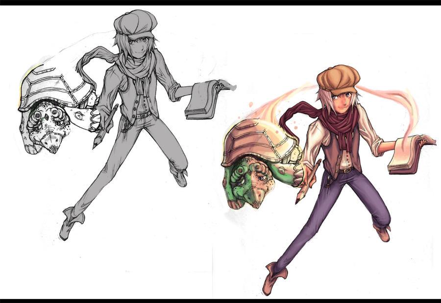 Character Design Manga Pdf : Manga character design one by teddybearhugger on deviantart