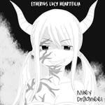 Lucy Heartfilia - Etherius Form - Spoiler 535 by MileyDragneelVE