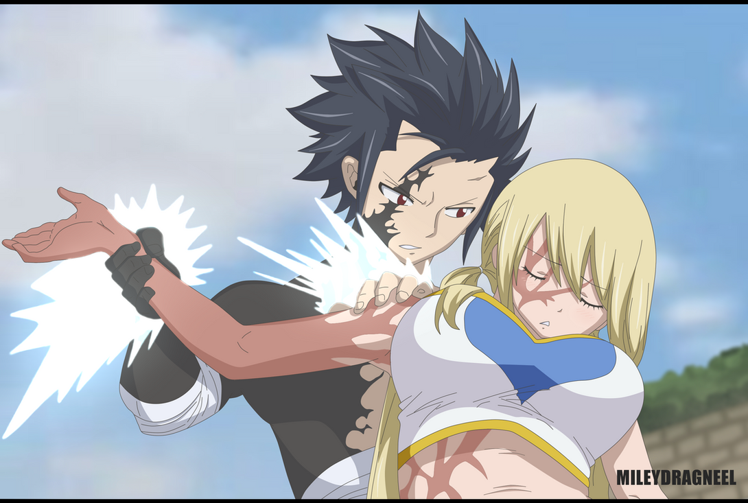 Gray Fullbuster And Lucy Heartfilia