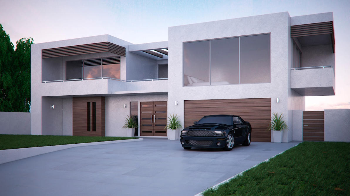 Modern House Interior Home Design