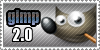 GIMP 2.0 User Stamp by suzzie456