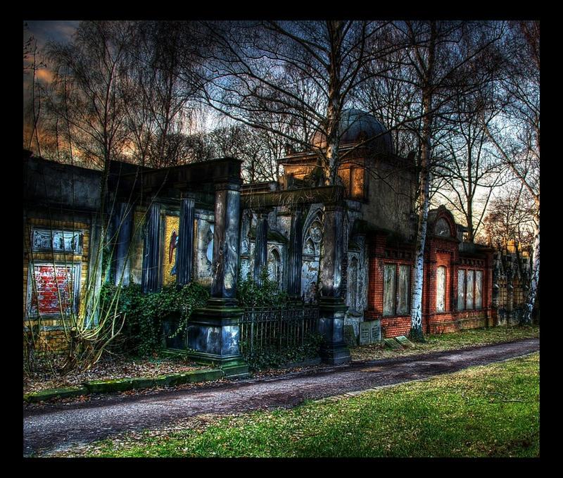 kreuzberg graveyard 1 by brandybuck