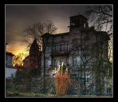 kreuzberg before sunset by brandybuck
