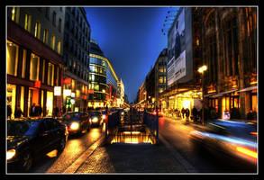 friedrichstrasse by brandybuck
