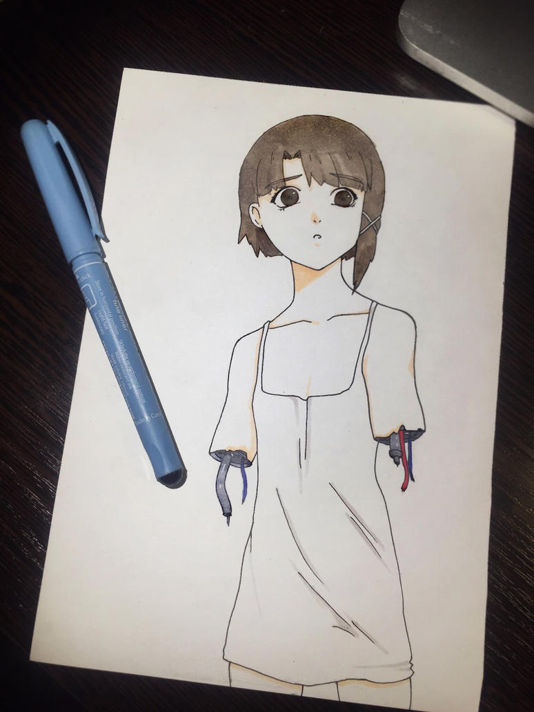 Lain here by WinterB