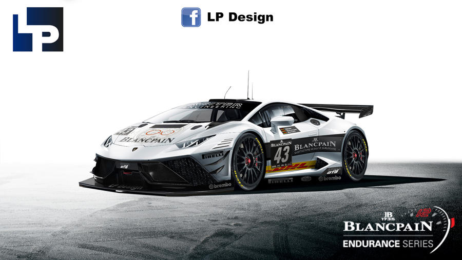 lamborghini huracan gt3 by renxo93 on deviantart. Black Bedroom Furniture Sets. Home Design Ideas