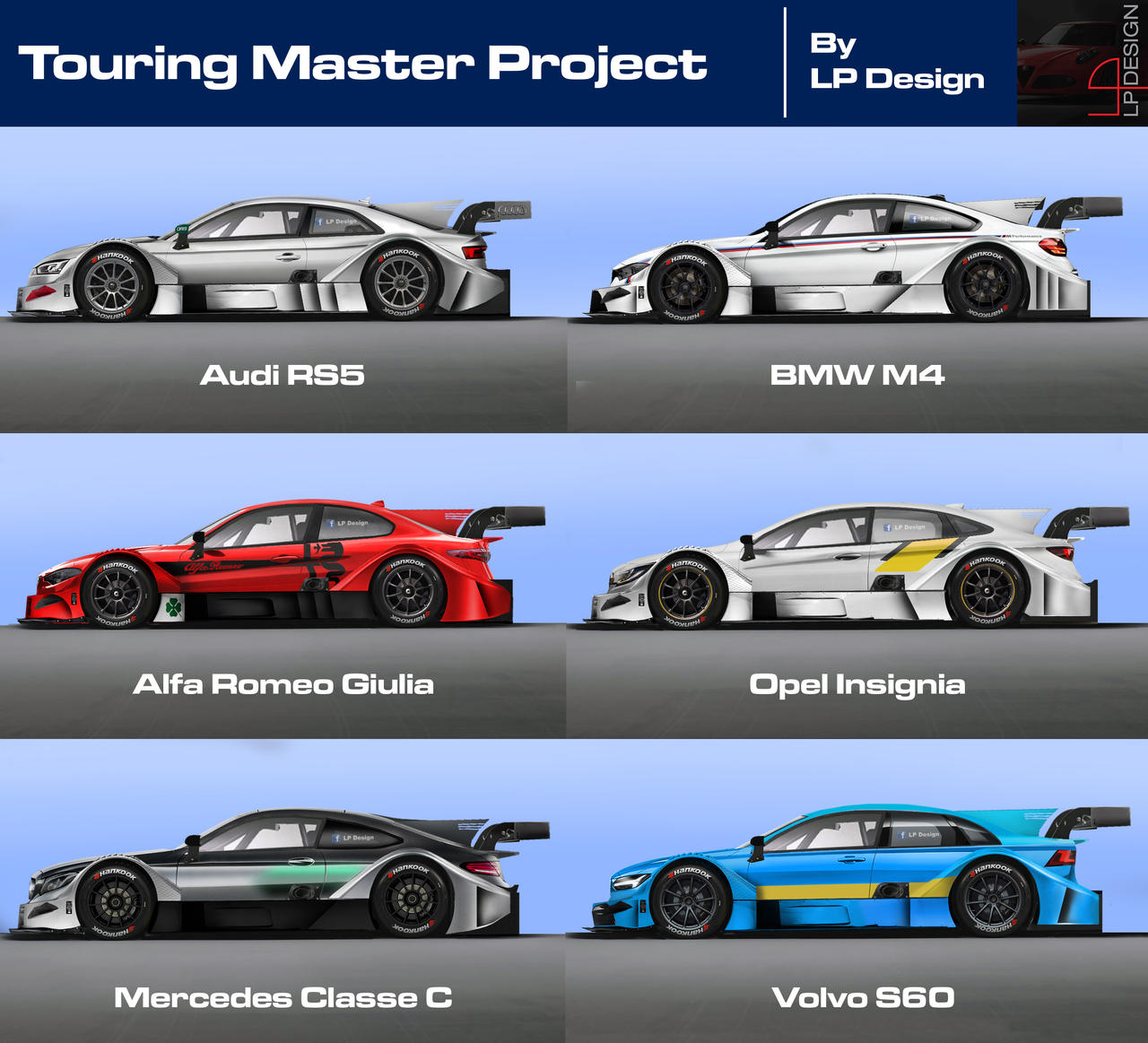 Dtm Project By Renxo93 On Deviantart
