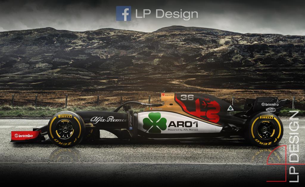Alfa Romeo Sauber F1 Team By Renxo93 On Deviantart