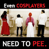 icon series: Cosplayers by shadowflamerofdoom