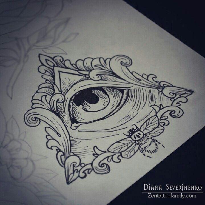 Eye see Everything. by chemicalkilljxy