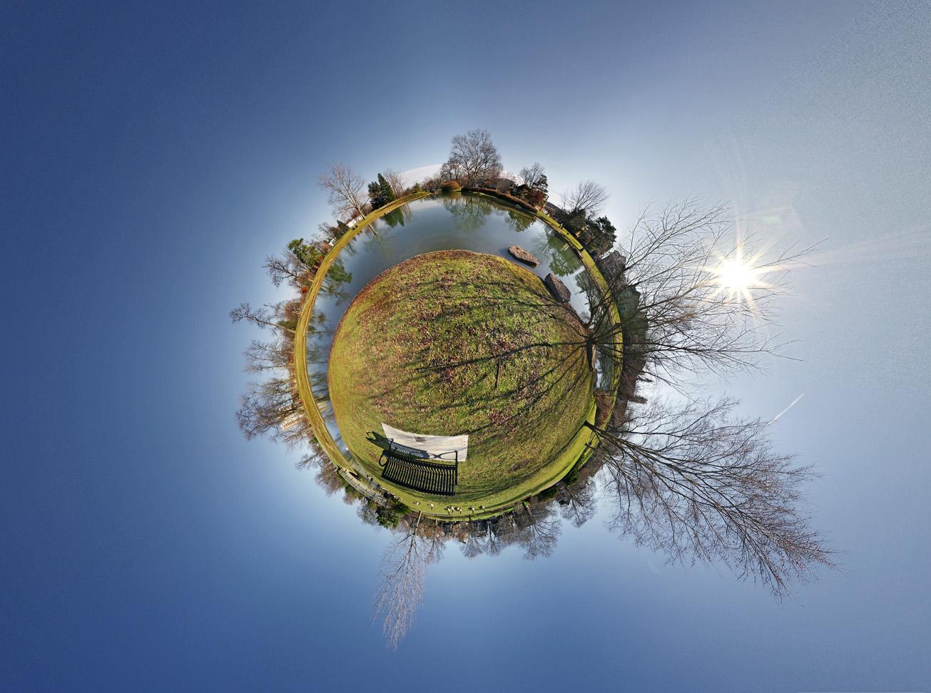 Franklin Park Pond