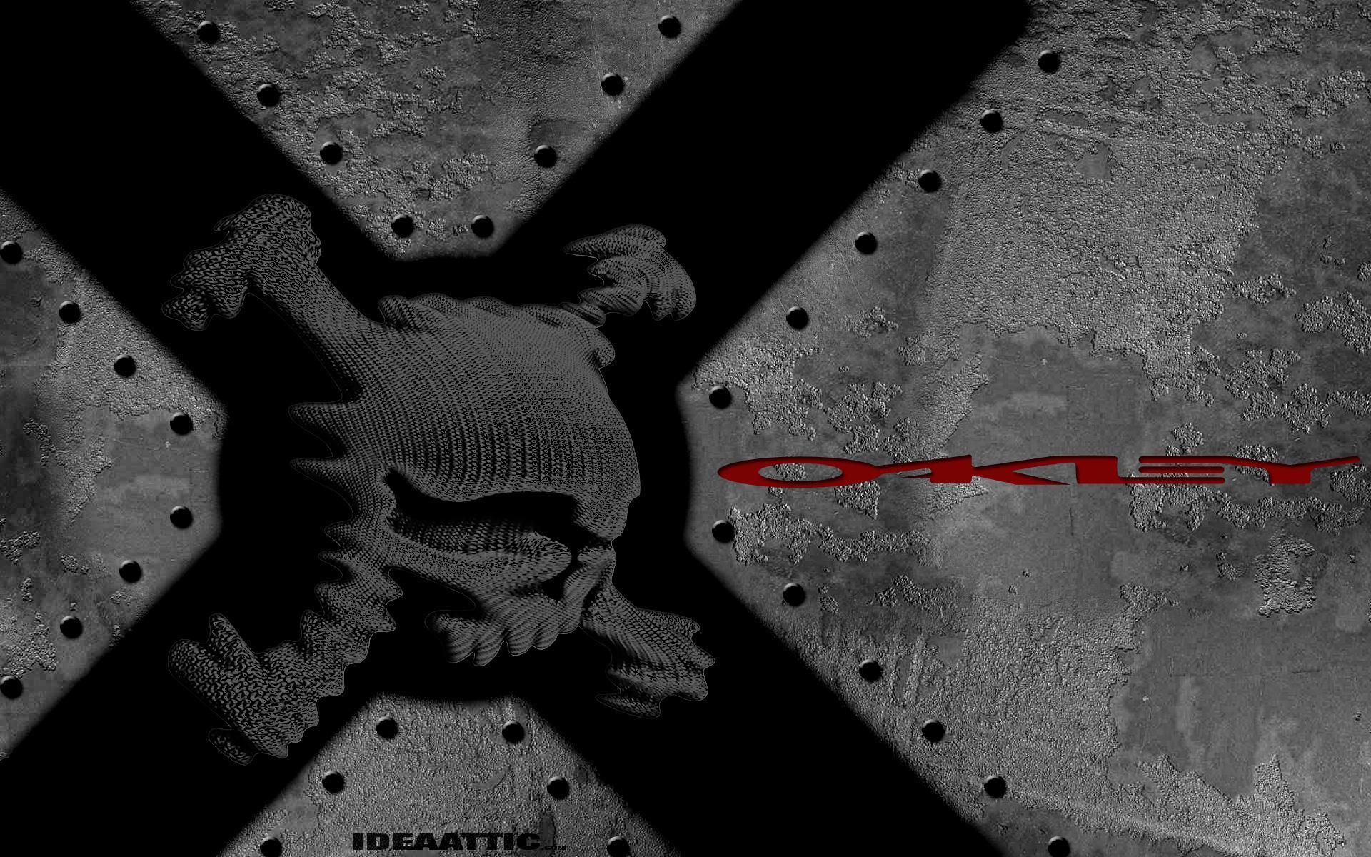 Oakley Skull by bkueppers on DeviantArt