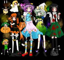Happy Halloween by Vulpix-Noodles