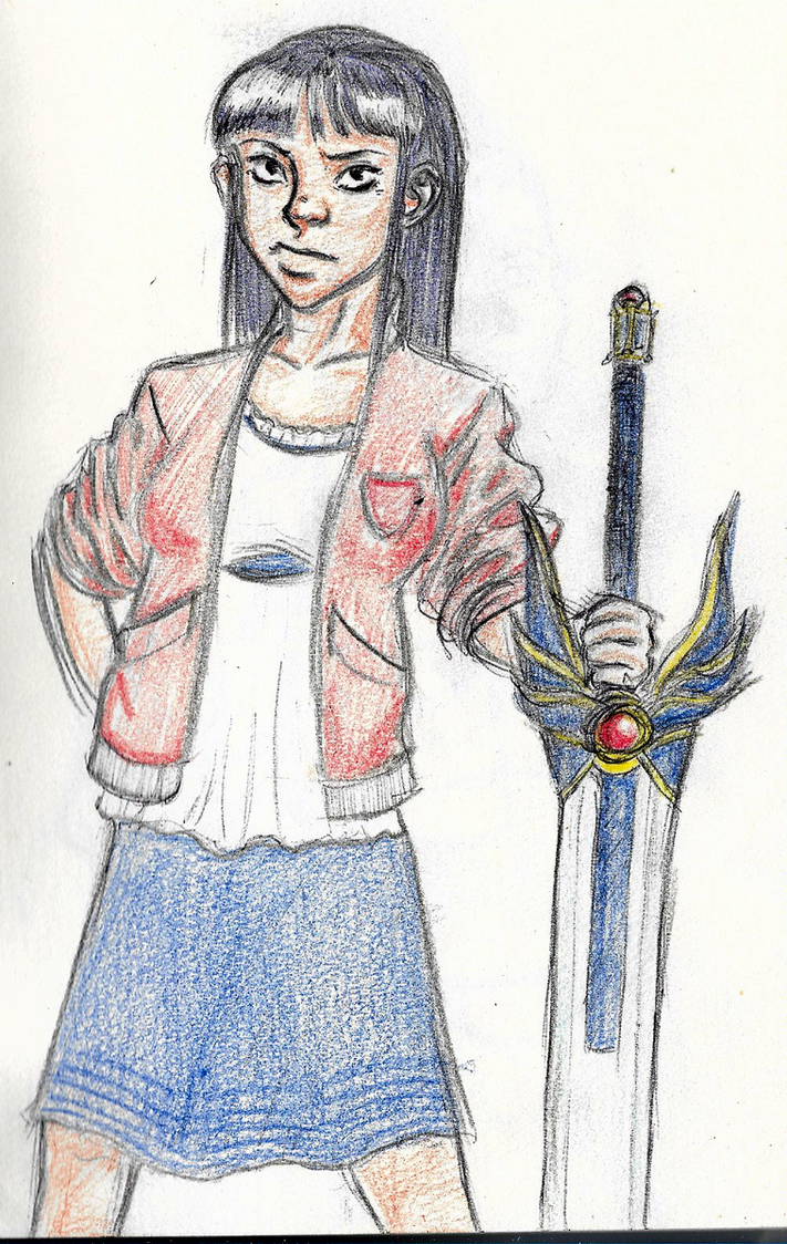 Random Character Design 2 by Black-Artistik