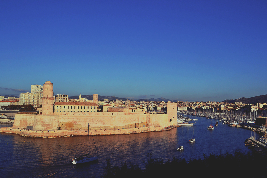 Fort Saint-Jean, Marseille by MotherOfOwls
