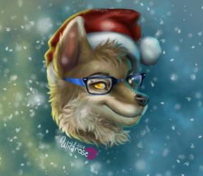 Christmas Headshot by AussieNerd01
