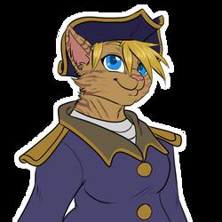 Captain Andria by AussieNerd01