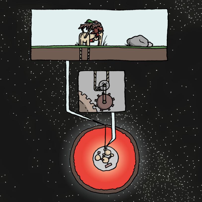 Old Mister Mallard, Part 8 by Orbital-Primeval