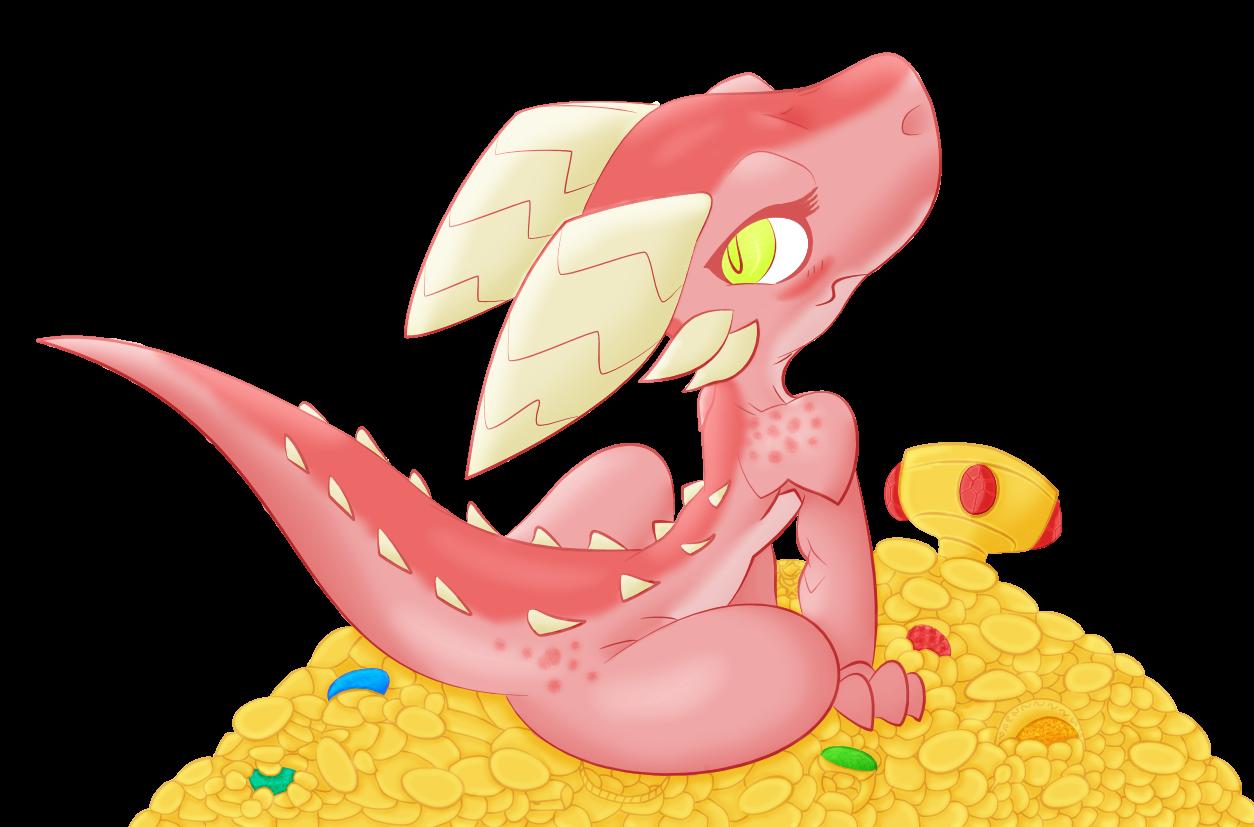 pixel-butts' Zi-zi pinkbold by Daragos90