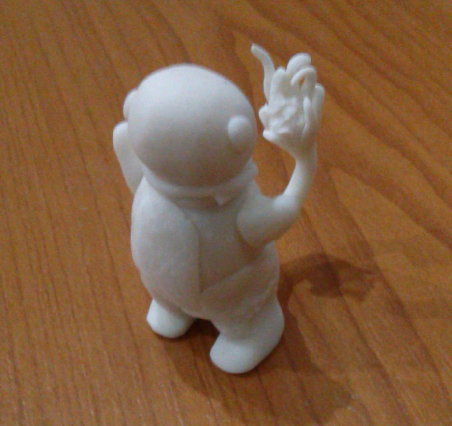 Charmander chibi figure by Daragos90