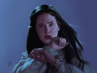 Jennifer Connely - Labyrinth