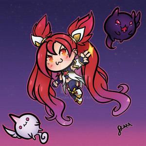 Star Guardian Jinx Chibi