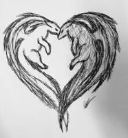 Stolen Heart by Huaqas