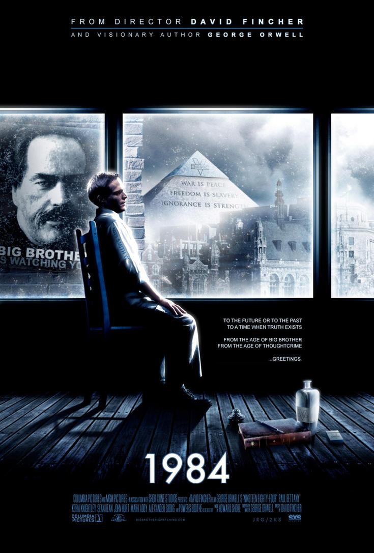 1984 George Orwell Movie Hitler In Argentina Eydt