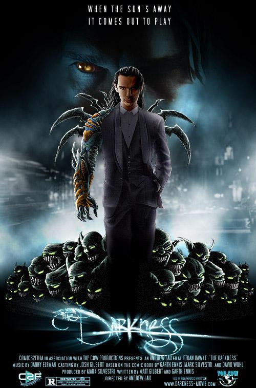 The Darkness Movie By Shokxone Studios On Deviantart
