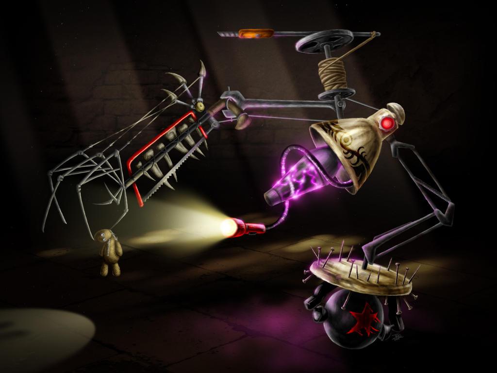 9 - Luxo the Destroyer by shokxone-studios