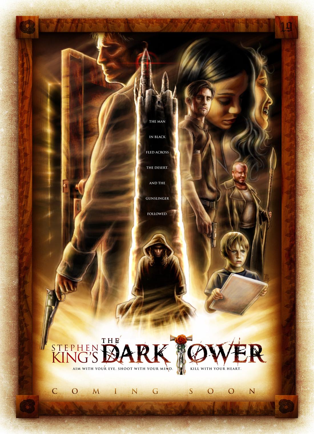 The Dark Tower By Shokxone Studios On Deviantart