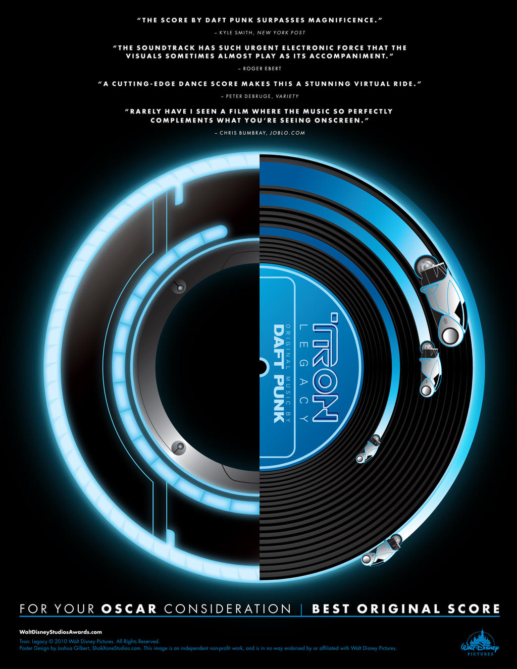 Tron: For Your Consideration by shokxone-studios