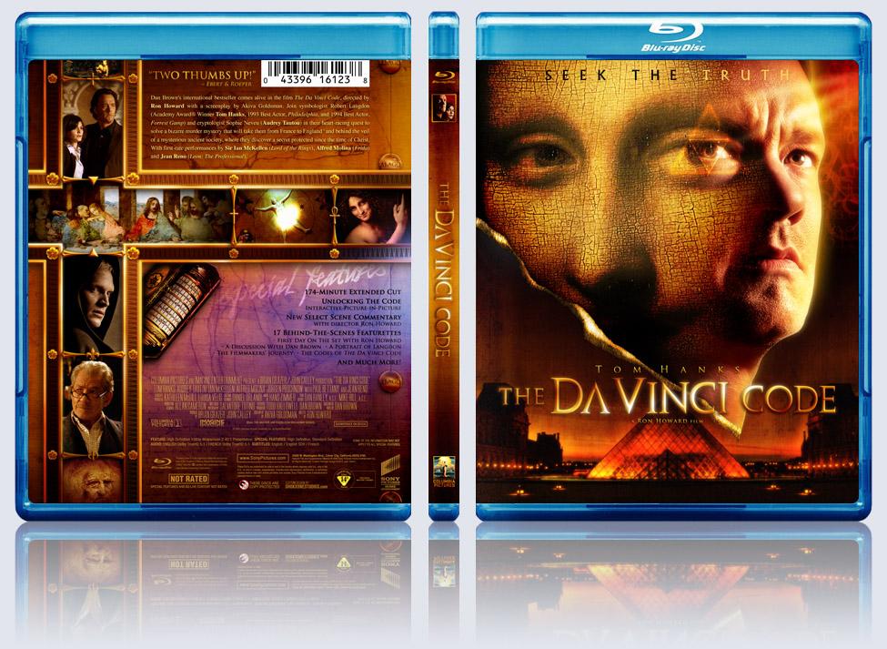 The Da Vinci Code By Shokxone Studios